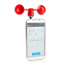 Smart Phone Wind Meters