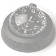 Bezel for the Silva 85 compass (Black)