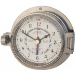 Polished Chrome Latch Tide Clock