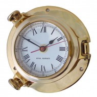 Porthole Clock (Small)