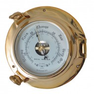 Porthole Barometer (Medium)