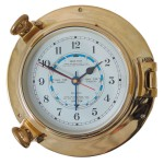 Porthole Tide Clock (Large)