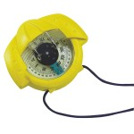 Plastimo Iris 50 Hand Bearing Compass (Yellow)