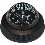 Silva 85E - Flush Mount Illuminated Compass (White/Black)
