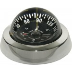Garmin Silva 85E - Flush Mount Illuminated Compass (Chrome)