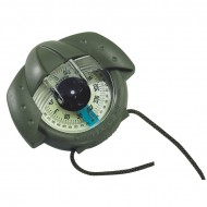 Plastimo Iris 50 Hand Bearing Compass (Olive Green) Degrees