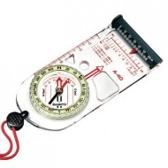 Suunto A40L Recreational Compass with Map Measure