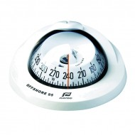 Plastimo Offshore 95 - Flush Mount Compass (55388)