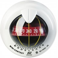 Plastimo Mini-Contest - Bulkhead Compass White ( 65743)