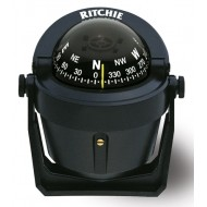 Ritchie Navigation B51 - Explorer Compass Bracket Mount Power Black