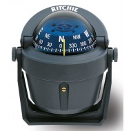 Ritchie Navigation B51G - Explorer Compass Bracket Mount Power Grey