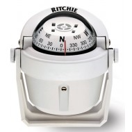 Ritchie Navigation B51W - Explorer Compass Bracket Mount Power White