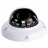 Autonautic Instrumental C3002 - Surface Mount Compass - White
