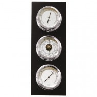 Atlantic 95 Chrome Weather Station