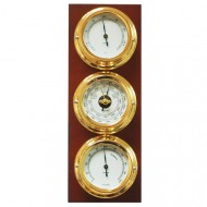 Gold Plated Weather Station