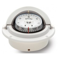Ritchie Navigation F83W - Voyager Compass Flush Mount