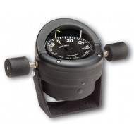 Ritchie Navigation HB845 - Helmsman Compass Bracket Mount (Steel Hull)