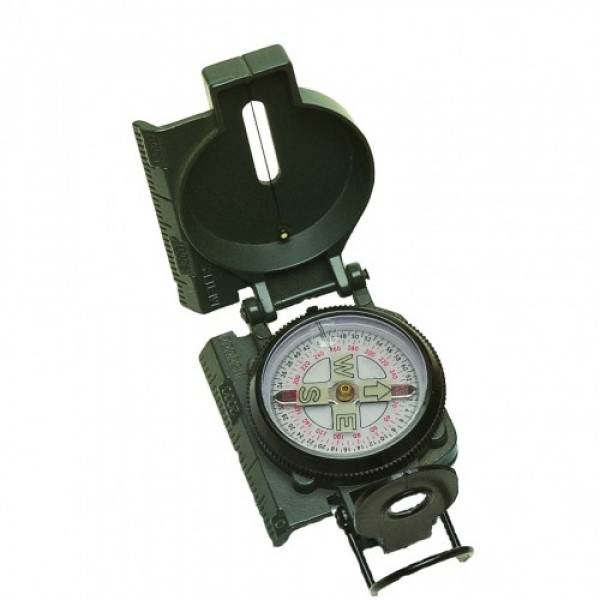 Classic Military Style Orienteering Compass
