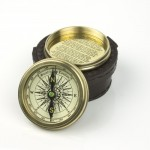 Robert Frost Poem Compass