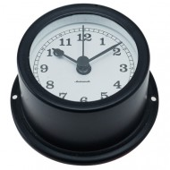 Black Quartz Clock (50mm Dial)