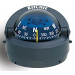 Ritchie Navigation S53G - Explorer Compass Surface Mount Power Grey