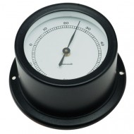 Black Thermometer (50mm Dial)