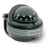Ritchie Navigation TR31 - Trek Compass Bracket Mount Power Black