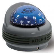 Ritchie Navigation TR33G - Trek Compass Surface Mount Power Grey