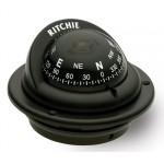 Ritchie Navigation TR35 - Trek Compass Flush Mount Power Black