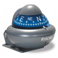 Ritchie Navigation X10A - Sport Compass Bracket Mount Auto Grey