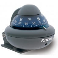 Ritchie Navigation X10M - Sport Compass Bracket Mount Power Grey
